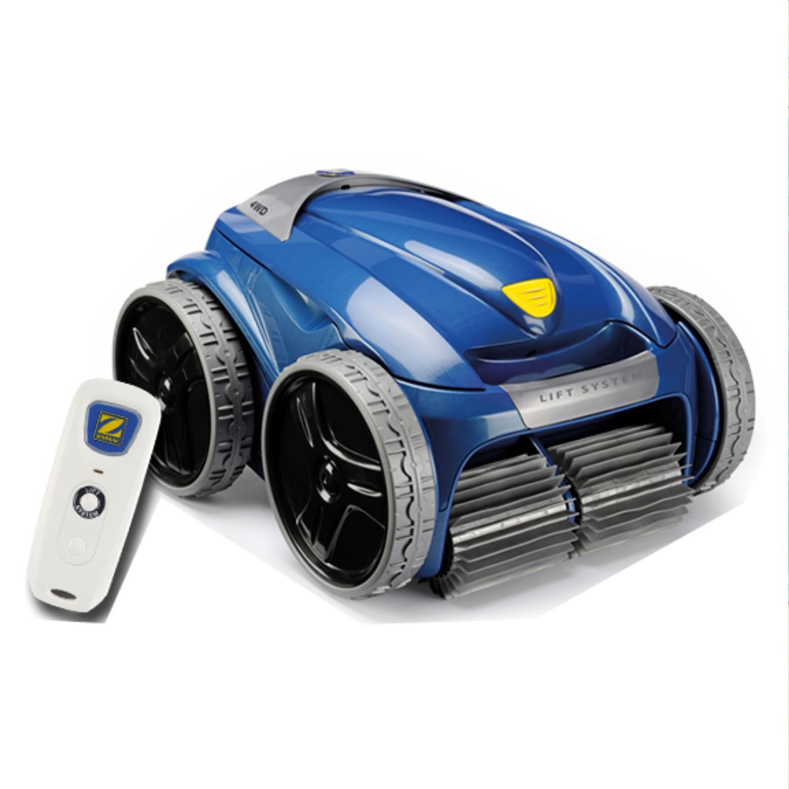Best 28 qoqa ch zodiac rv 5500 rv 5500 tecnicpool rv for Robot piscine
